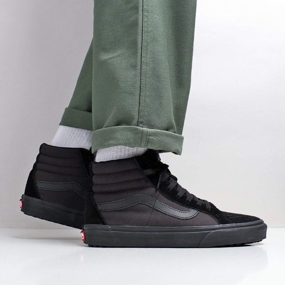Vans Sk8 Hi Reissue UC Made for the Makers Black NWT